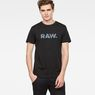 G-Star RAW® Mai T-Shirt Black model front
