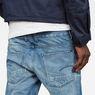 G-Star RAW® Motac Deconstructed 3D Slim Cropped Jeans Mittelblau