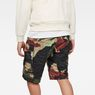 G-Star RAW® Rovic Loose Shorts Black model back