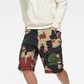 G-Star RAW® Rovic Loose Shorts Black model front