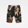 G-Star RAW® Rovic Loose Shorts Black flat front