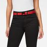 G-Star RAW® Caisa Logo Pin Belt Red model
