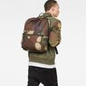 G-Star RAW® Estan Patterned Light Backpack Green model