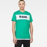G-Star RAW® Bellar T-Shirt Grün model front