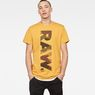 G-Star RAW® Daba T-Shirt Yellow model front
