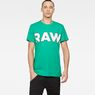 G-Star RAW® Fama T-Shirt Green model front
