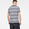 G-Star RAW® Makauri Stripe-5 T-Shirt White model back