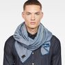 G-Star RAW® Daixen Heather Scarf Medium blue