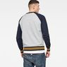 G-Star RAW® Malizo Sweat Grey model back