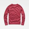 G-Star RAW® Motac-X Slim Sweater Red flat back