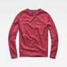 G-Star RAW® Motac-X Slim Sweater Red flat front