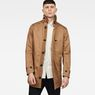 G-Star RAW® Garber Trench Brown model front