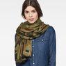 G-Star RAW® Mozoe camo scarf Green