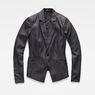 G-Star RAW® D-Staq Slim Blazer Dark blue flat front