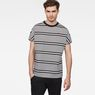 G-Star RAW® Collyde Stripe 5 T-Shirt Black model front