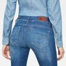 G-Star RAW® Midge Saddle Mid-Waist Straight Jeans Medium blue