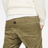 G-Star RAW® Air Defence zip 5620 3d slim pants Green model back zoom