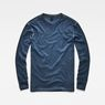 G-Star RAW® Abram T-Shirt Dark blue flat front