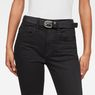 G-Star RAW® Caisa Logo Pin Belt Black model