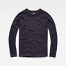 G-Star RAW® Core straight Knit Dark blue flat front