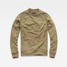 G-Star RAW® Tendric Stor Sweater Beige flat front