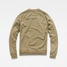G-Star RAW® Tendric Stor Sweater Beige flat back