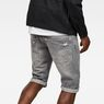 G-Star RAW® Arc 3D 1/2-Length Shorts Grey model