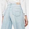 G-Star RAW® Spiraq 3D High waist Culotte Bleu moyen