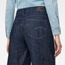 G-Star RAW® Spiraq 3D High waist Culotte Dark blue
