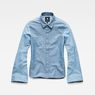G-Star RAW® Spiraq Straight Shirt Medium blue