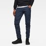 G-Star RAW® G-Star Elwood 5622 3D Tapered Color Jeans Dark blue