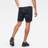 G-Star RAW® Bronson 1/2-Length Shorts Dark blue model back