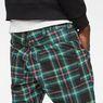 G-Star RAW® G-Star Elwood X25 3D Tapered Men's Shorts Black front flat