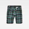 G-Star RAW® G-Star Elwood X25 3D Tapered Men's Shorts Black front