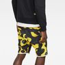 G-Star RAW® G-Star Elwood X25 3D Tapered Men's Shorts Yellow model