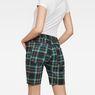 G-Star RAW® G-Star Elwood X25 3D Boyfriend Women's Shorts Green model