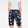 G-Star RAW® G-Star Elwood X25 3D Boyfriend Women's Shorts Dark blue model