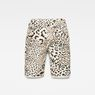 G-Star RAW® G-Star Elwood X25 3D Boyfriend Women's Shorts White front