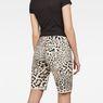 G-Star RAW® G-Star Elwood X25 3D Boyfriend Women's Shorts White model