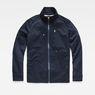G-Star RAW® Powel Deconstructed Overshirt Dark blue flat front