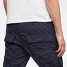 G-Star RAW® Air Defence 5620 3D Slim Pants Dark blue model back zoom