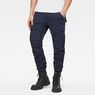 G-Star RAW® Air Defence 5620 3D Slim Pants Dark blue model front