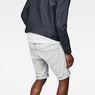 G-Star RAW® 3301 1/2-Length Shorts Hellblau model