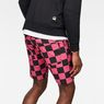 G-Star RAW® G-Star Elwood X25 3D Tapered Men's Shorts Pink model