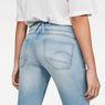 G-Star RAW® Lynn D-Mid waist Super Skinny Jeans Bleu moyen