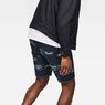 G-Star RAW® G-Star Elwood X25 3D Tapered Men's Shorts Dark blue model