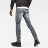 G-Star RAW® 3301 Deconstructed Skinny Jeans Grey