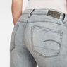 G-Star RAW® 3301 Deconstructed Mid waist Skinny Jeans Grey