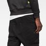 G-Star RAW® Motac-X Deconstructed Loose Cropped Jeans Schwarz