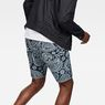 G-Star RAW® G-Star Elwood X25 3D Tapered Men's Shorts Dark blue model